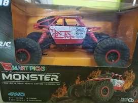 RC rock crawler