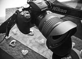 Nikon d3200 dslr dual.lens kit