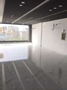 5 Marla Brand New 3rd Floor Hall For Rent in Bahria Town LHR Lift avlb