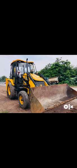 JCB available for rent only