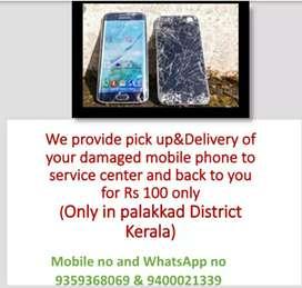 Mobile phone repair at your door step
