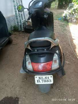 Honda activa, Single owner, less ussage, good condition