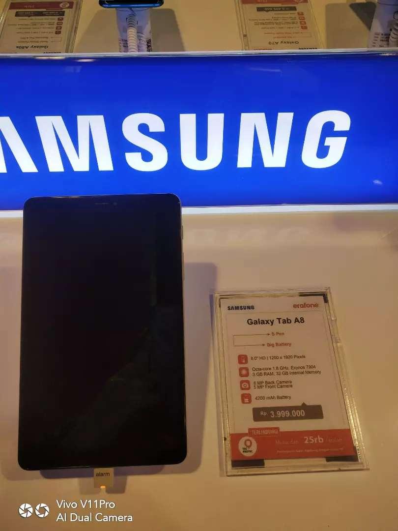 Kredit Tab samsung A8 + S pen big battery 0