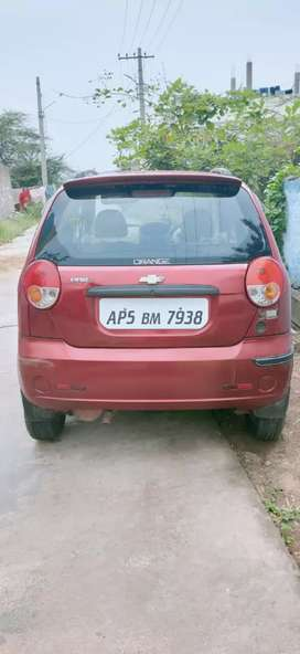 Chevrolet spark LPG and petrol
