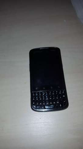 Motorola smart phone with touch screen