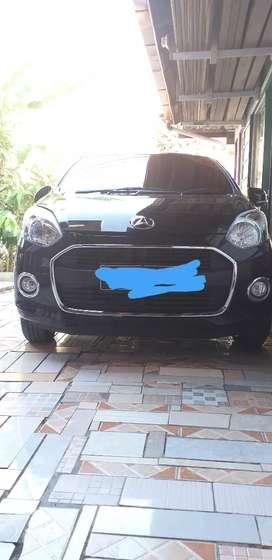 Daihatsu Ayla X MT Black