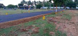 DTCP Approved plots 50-50EMI offer @Guduvanchery