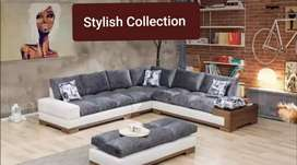 L SHAPE SOFASET AVAILABLE