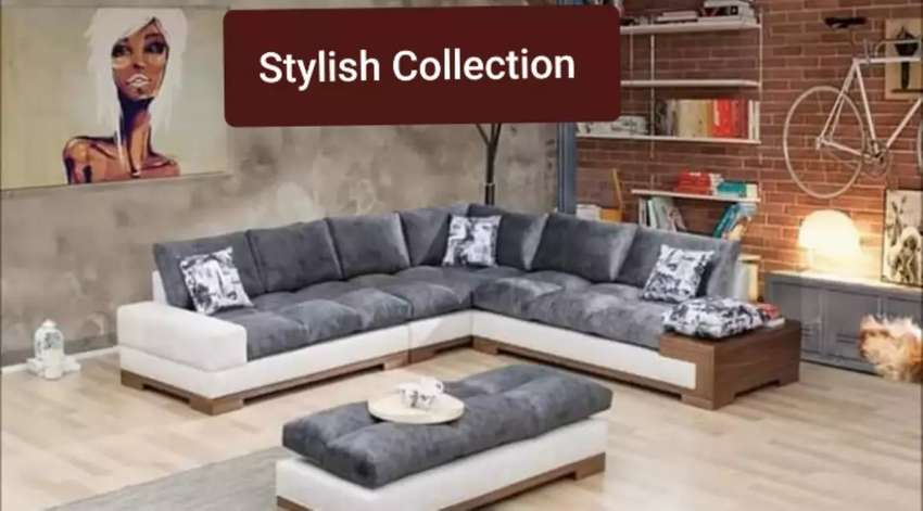 L SHAPE SOFASET AVAILABLE 0