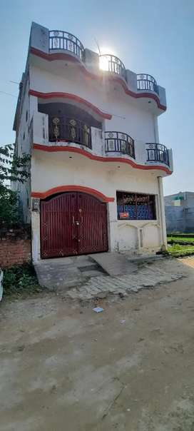 Sale for house is faizullah lucknow smart city