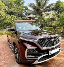 Automatic MG Hector 2020 Petrol 6000 Km Driven
