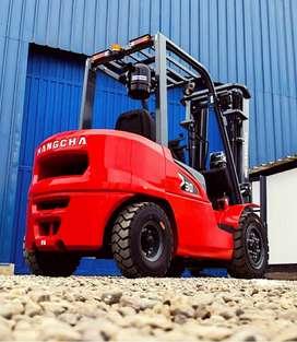 Ready Forklift Hangcha Terbaru Berbagai Kapasitas Di Cipedes Tasik
