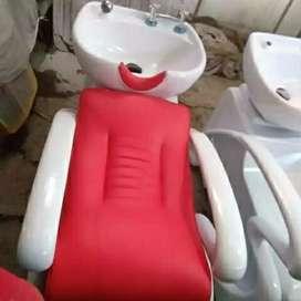 Alat kursi kramas bahan feber glas