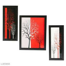 Wall Painting set of 3