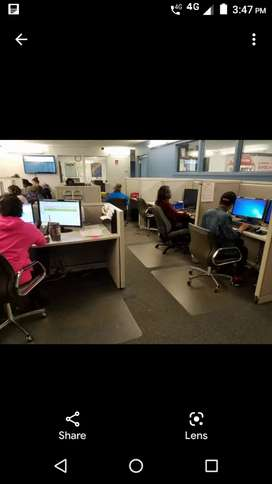 Tellecalling job with Fixed Salary
