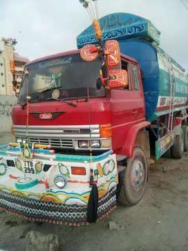 Hino water Tanker  85 model  for sale