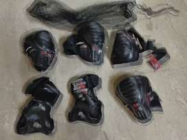 Knee guards & arm pads for biking