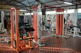 Gym equipments  Totel for sale.