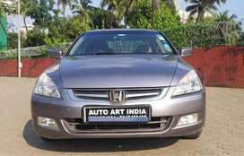 Honda Accord 2.4 Manual, 2005, Petrol