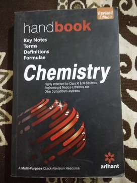 Hand book of chemistry
