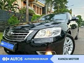 [OLXAutos] Toyota Camry 2.4 V Bensin AT 2011 Hitam #Kanza