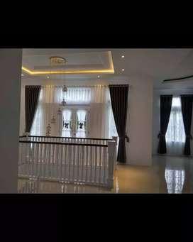 Minimalis Vitrase Gordeng Hordeng Gorden Curtain Gordyn Korden 677