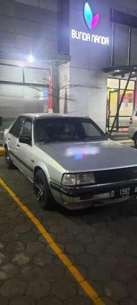 Mazda silver jadul ready to use Bandung
