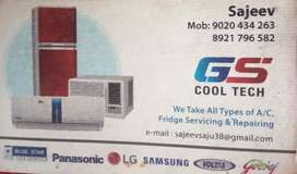 A/C FITTINGS & SERVICES