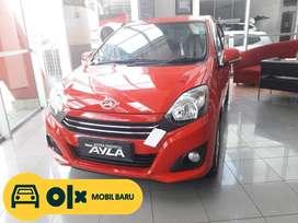 [Mobil Baru] Daihatsu All New Ayla X 1.0cc DP 20jt thn 2019 SPESIAL