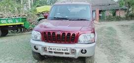 Personal used Scorpio SUV,