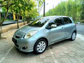 Toyota Yaris Matic Istimewa