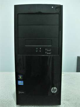 PC BRANDED BUILT UP HP Pro Core i3