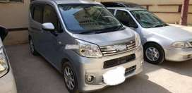 Daihatsu move hasil karain low mark up or easy installment pe.