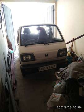 Maruti Suzuki Omni 2001 Petrol 7000 Km Driven Well Maintained