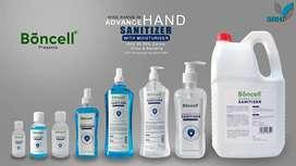 Sanitizer wholesaler