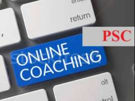 Online Psc Coaching  for electronics Diploma& B.tech Candidates