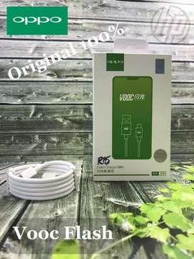 Kabel Charger Vooc R15 Original