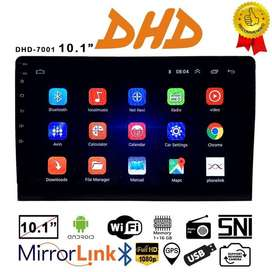 "ONLY HEAD UNIT DHD 7001 9""{READY ACESORIES}"