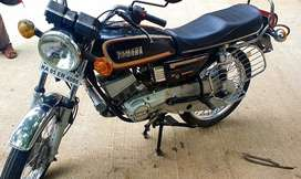 Yamaha RX 135 2004 Model. Very Very Good Condition.