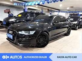 [OLXAutos] Audi A6 2012 TFSI 2.8 Bensin A/T Hitam #Rasya Auto Car