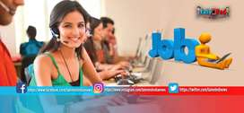 Company Staff Hiring in Telcome Industry