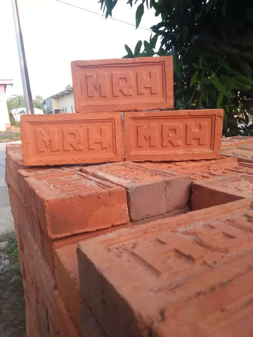 (Free ongkir) Bata Pres MRH Merah dan Genteng Flat Beton Berkualitas 0