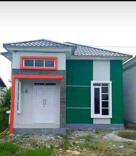 Tahap Pembangunan Rumah Type 50