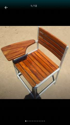 School/college student writing chairs