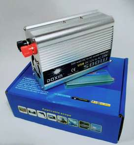 Inverter Doxin 500 Watts DC To AC - New Power Inverter