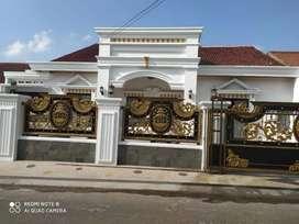 Jual rumah mewah Bandarlampung