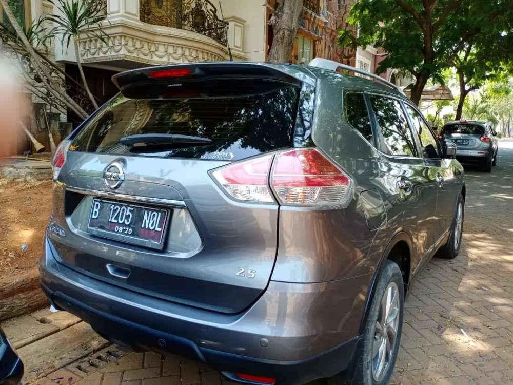 Nissan Xtrail 2.5 CVT Matic Tahun  2015 Tangan Pertama KondisiIstimewa Bekasi Barat 230 Juta