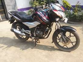 Good condition bajaj discover 125st