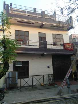 100 YARD DESIGNER TRIPLE STORY HOUSE 65 LAC (K BLOCK SHASTRI NAGAR)