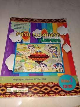 Buku bahasa lampung kelas 1 SD